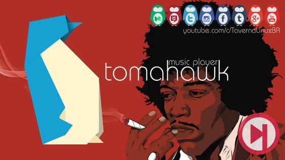 Tomahawk Player de Música Social  Instalação e Review