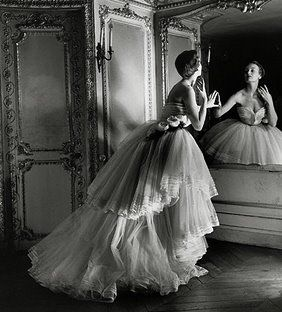 Dresses from the 50's were glamorous, elegant, flattering, and timeless.