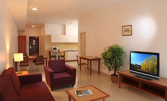 VIP Suite - Living Room
