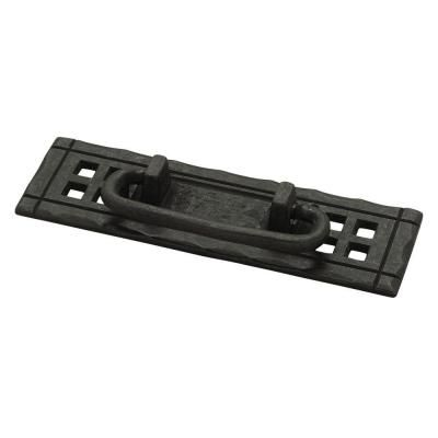 Liberty 4-1/4 in. Horizontal Bail Cabinet Hardware Pull with ...