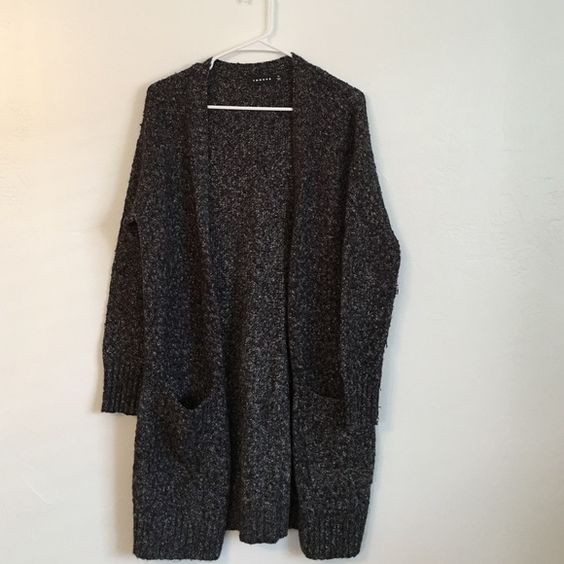 Trouve Oversized Open Sweater | The very, Sweaters and Acrylics