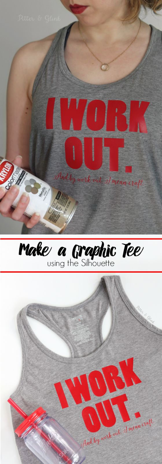 how to make graphic tees with cricut