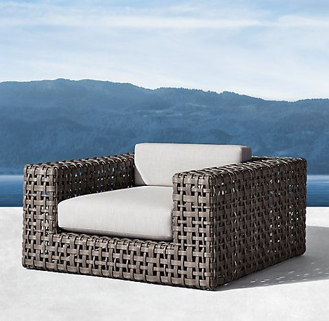 Rh S Clodagh Furniture Collection, Patio Furniture Covers Home Hardware