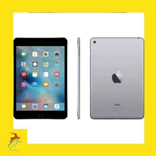 Apple Ipad Mini 4 128gb Wi Fi Gps Tablet 7 9 Retina Display Space Gray Ipad Mini Apple Ipad Ipad