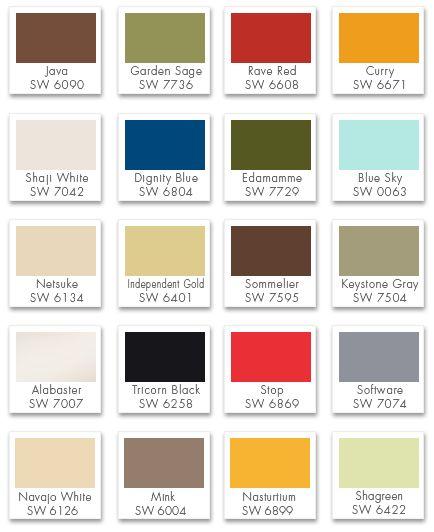 Starbucks Paint Colors Wisconsinnovation Color Schemes