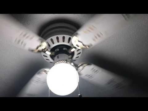 42 Stencil Hugger Ceiling Fan Youtube Hugger Ceiling Fan