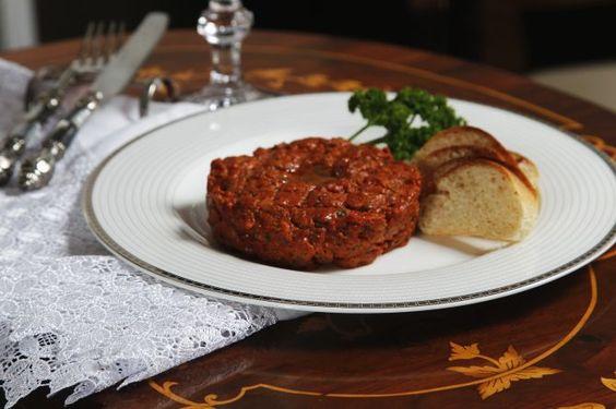 Receitas e técnicas clássicas da cozinha francesa