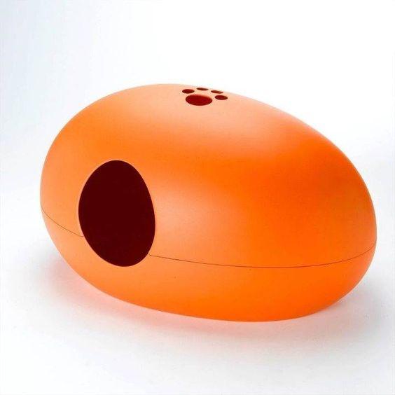 SinDesign Poopoopeedoo Design Kattenbak van SinDesign