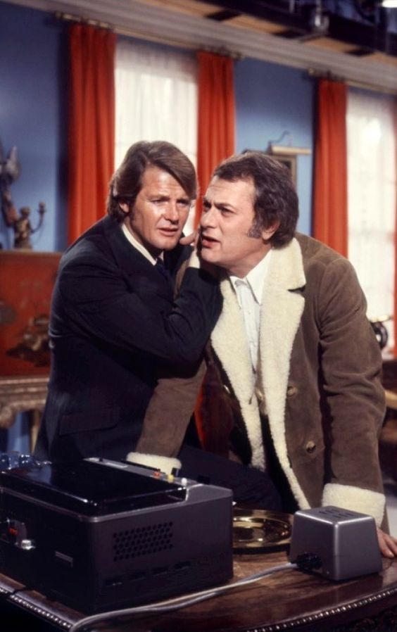 The Persuaders - Tony Curtis & Roger Moore - 1971