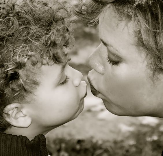 Mother's Love:  Renee Morr Photography Louisville, Ky