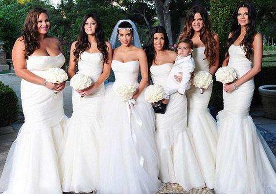 Robes sirène pour mariage