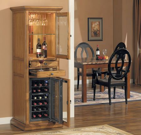 The meridian has a distinctive upper cabinet which for Meridian cabinets