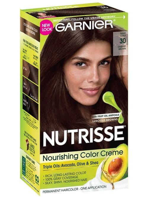 Darkest Brown 30 Sweet Cola Hair Color Cherry Hair Colors