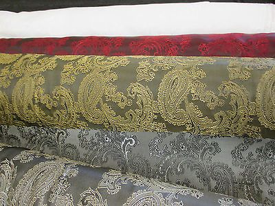 Smart & stylish #paisley jacquard #dress #fabric. price per metre,  View more on the LINK: http://www.zeppy.io/product/gb/2/181169046799/