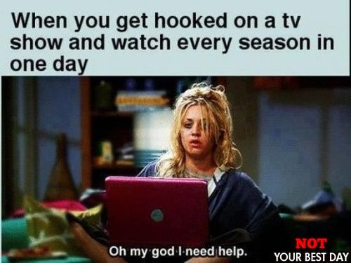 Way to Binge Watch TV .