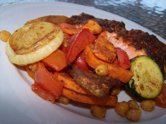 Roasted vegetables, Vegetables and Veggies on Pinterest