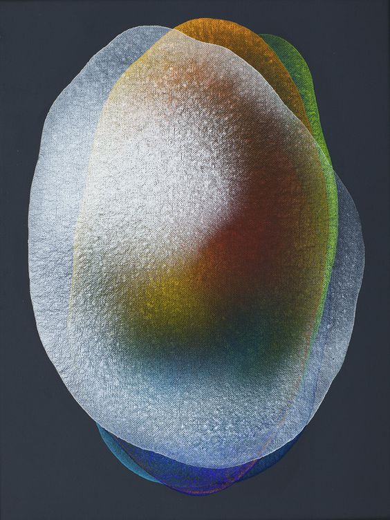 Michelle Concepcion ~ Fade 3 (acrylic)