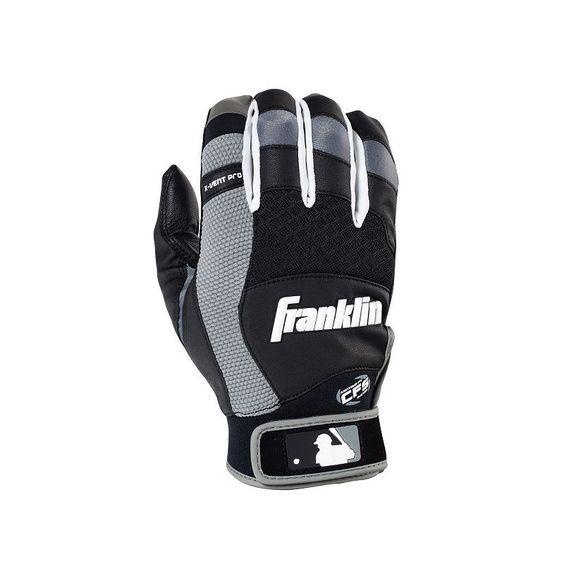 Franklin Adult X-Vent Pro Batting Glove, Multicolor