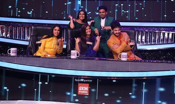 Catch K-Town's Dancing Queen Varalaxmi Sarathkumar as special guest on Dance vs. Dance