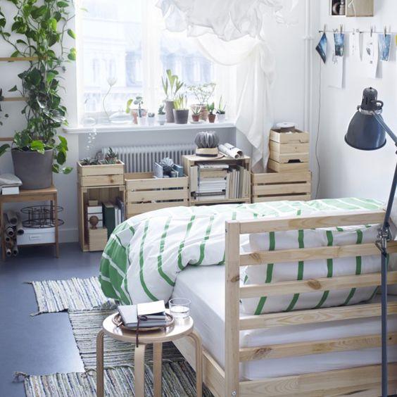 7 idées DIY pour recycler les caisses en bois (2)