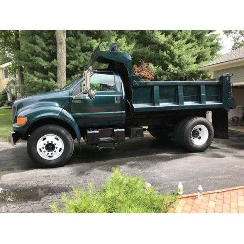 For Sale 2000 Ford F650 Dump Truck For Sale In Johnston Rhode Island 02919 Webstore Dump Trucks For Sale Trucks Trucks For Sale