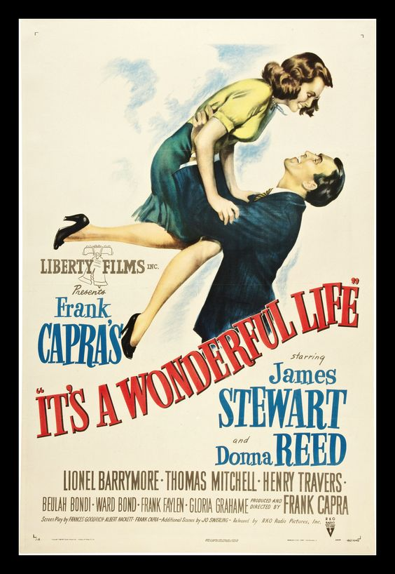 It's a Wonderful Life Movie | Details about ITS A WONDERFUL LIFE * CineMasterpiec es ORIGINAL MOVIE ...