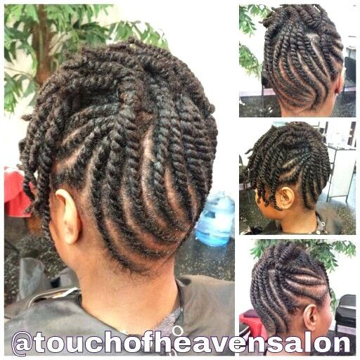 Pin By Lynette Little On Hair Inspiration Natural Hair Flat Twist Natural Hair Twists Flat Twist Hairstyles