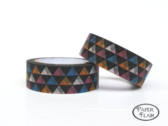 Masking Tape - Dreiecke