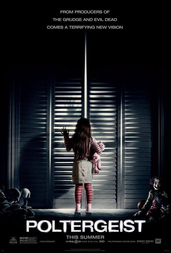 Update 02-05-2015: Added new Poltergeist movie poster.The Poltergeist (2015), The Poltergeist remake, is official and has been pushed back to a release date of July 24, 2015 from the previous release date of February 2015. This is one week after Marvel's Ant-Man (2015) release date. I am especially excited to see how director Gil Kenan, out of Monster House (2006) fame especially to my children, will handle this new franchise based on the classic horror movie Poltergeist (1982) with Sam ...
