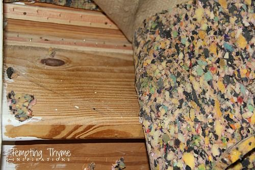 Changing Carpeted Stairs To Wooden Stairs