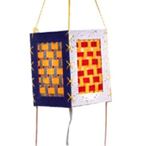 Paper Lamp Shade, Buy Paper Lamp Shade Online, Send Handicraft Gifts to Hyderabad, Bangalore, Ahmedabad, Chennai, Visakhapatnam, Goa, Secunderabad