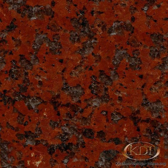 Red Granite Countertops Kitchen: Kitchen Counter Top, Africans And Red On Pinterest
