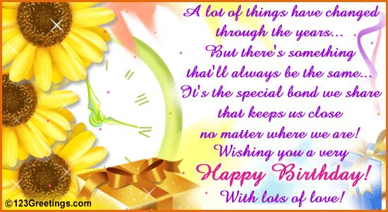 10 best Thinking of you images – Happy Birthday Card Sayings for Friends