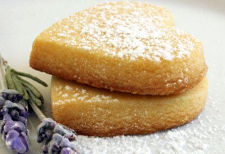 ... Glorious Food   Pinterest   Shortbread Cookies, Lavender and Cookies
