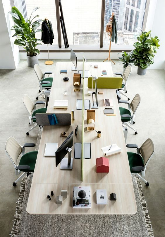 The Scandinavian Office Office As A Service Officedesign Officeinterior I In 2020 Office Space Design Office Interior Design Commercial And Office Architecture