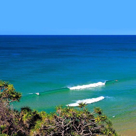This stunning spot is Sunshine Beach, a little slice of paradise found on the southern side of the Noosa National Park. Just 5 minutes from Noosa Heads, Sunshine Beach is renowned for its sand, surf and ambience of its stylish cafes and restaurants.