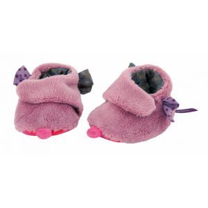 fall and winter must haves for babies: Moulin Roty Jolis pas Beaux Booties