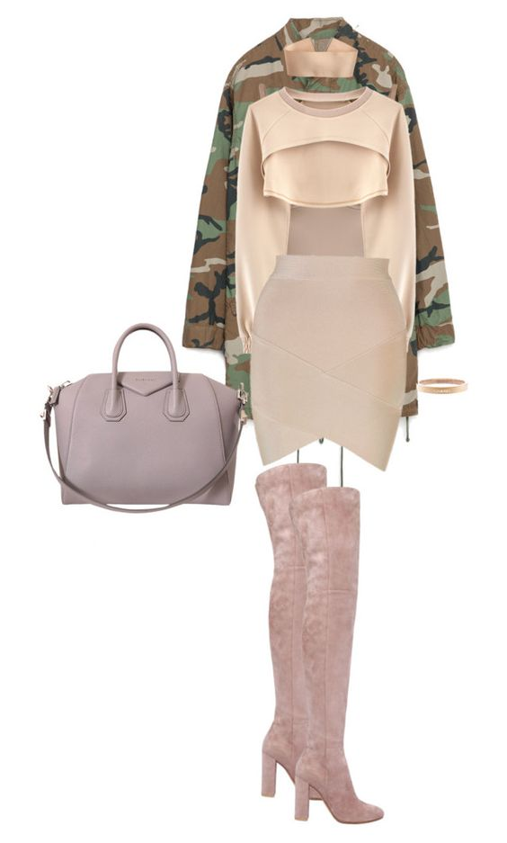 """""""Untitled #49"""" by thepiedpiper on Polyvore featuring Zara, VFiles, Gianvito Rossi, Givenchy and Chanel"""