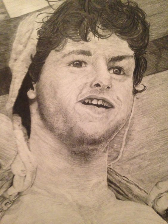 Jay Mcguiness (The wanted) Singer on Etsy, $28.00