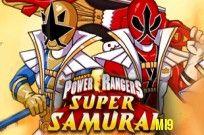 Lecture Power Rangers Samurai: Super Samurai jeu