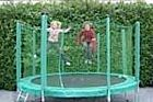 Renting a trampoline!