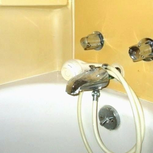 shower head for bathtub faucet elegant