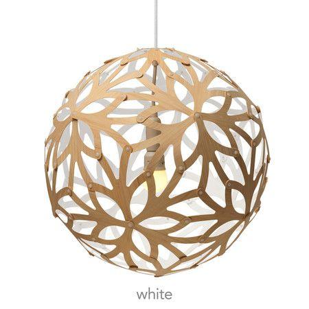 """Floral Pendant Light - A+R Store 31.5""""D"""