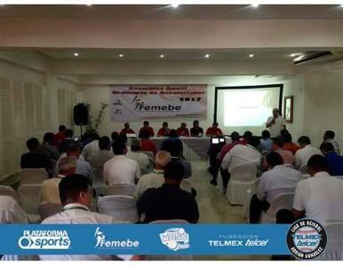 El pasado 18 de Enero del 2017 en Acapulco, Guerrero, se realizó la Asamblea Ordinaria de Asociaciones de Béisbol, que año con año dirige la...