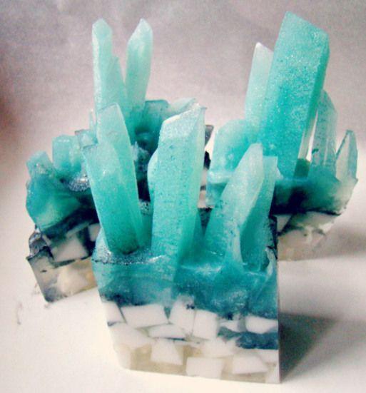 Sapone Cristallo   Aromantiche Saponi e Candele