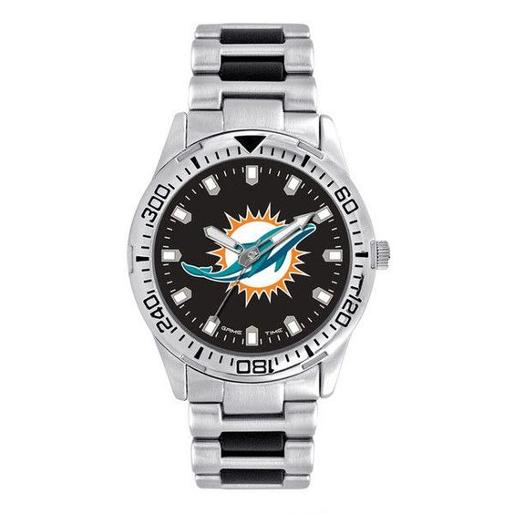 Miami Dolphins Heavy Hitter Watch for Men