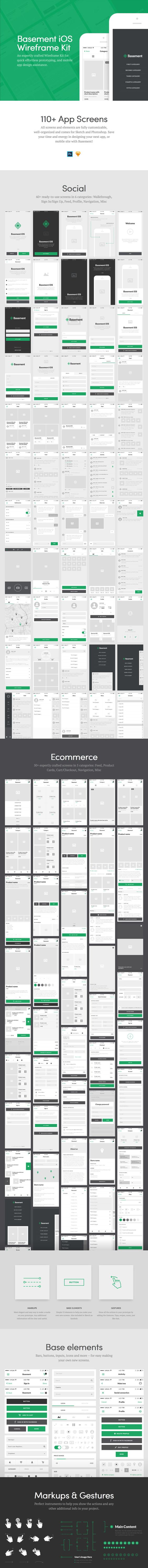 Basement iOS on Market (http://market.designmodo.com/basement-ios/)