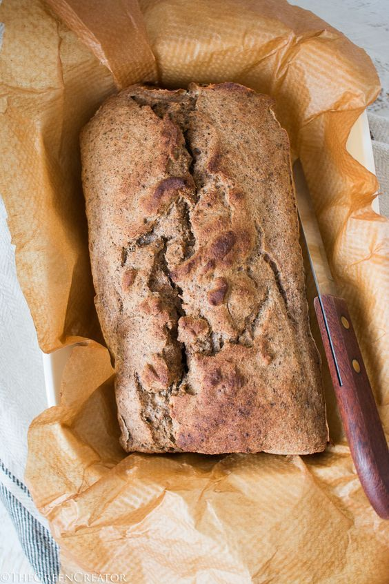 The Easiest Buckwheat Bread Gluten Free And No Yeast Recipe Buckwheat Bread Gluten Free Vegan Bread Gluten Free Bread