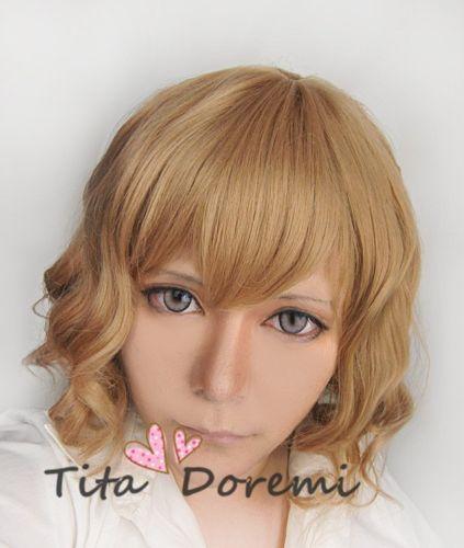 Attack-on-Titan-Shingeki-no-Kyojin-Hitch-brown-cosplay-Anime-wig