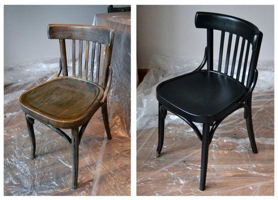 DIY: Stühle lackieren | Tutorial von Kreativfieber